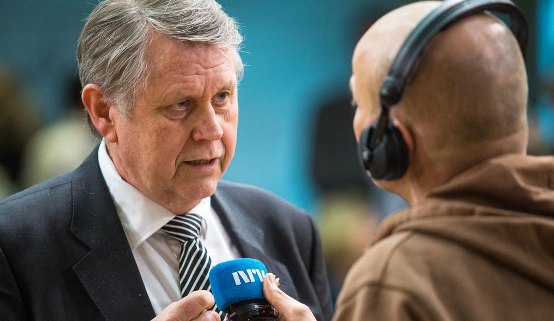 Lars Aksnes, Statens vegvesen