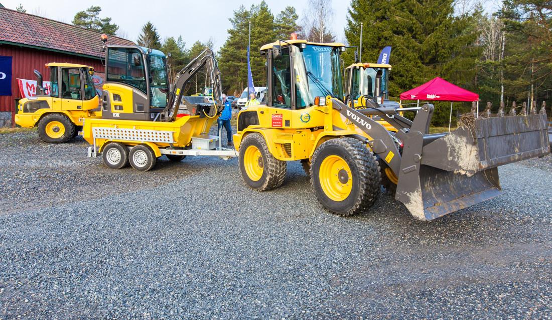Volvos G-serie har nådd 6-tonnerne