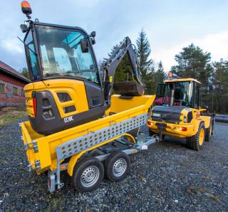 Erik Samuelsen kjøpte Norges første L35G