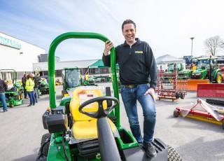 Anders Meland i Felleskjøpet Agri