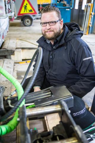 Mathias Haglund Steelwrist
