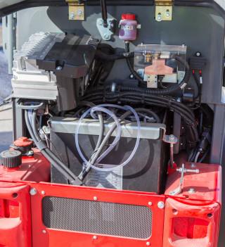 Weidemann eHoftrac 1160 motor