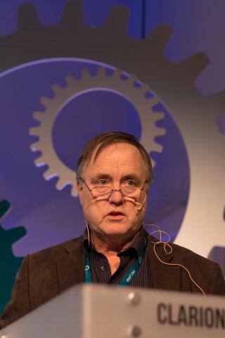 Øystein Syltern, daglig leder i Johs. J. Syltern AS (Foto: Jørn Søderholm).