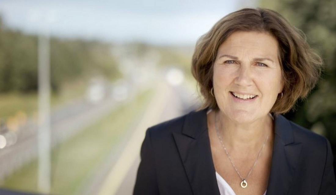 Ingrid Dahl Hovland er adm. dir. for det statlige veiselskapet, Nye Veier AS. (Foto: C.F. Wesenberg).
