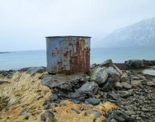 Ut mot havet. Men ikke lovlig. (Foto: DSB)