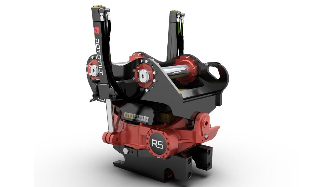 Rototilt R5