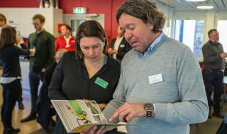 Jan Gunnar Halstvedt og Lene Lad Johansen
