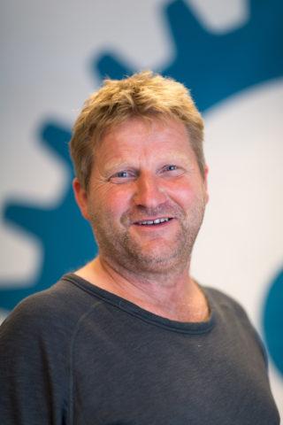 Stein Egil Ødegård, daglig leder i OKAB Buskerud, Vestfold og Telemark, er strålende fornøyd med at bransjen blir hørt. (Foto: Jørn Søderholm).