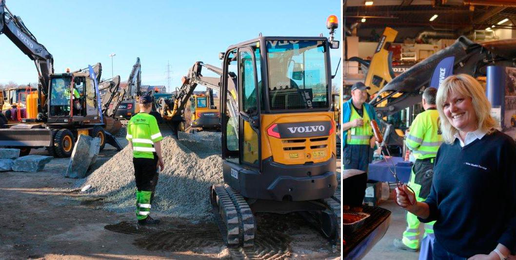 Komptakt-dag hos Volvo i Stavanger