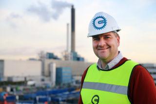 Sverre Huse-Fagerlie, fagsjef avfall og gjenvinning i Maskinentreprenørenes Forbund (MEF). (Foto: Runar F. Daler).