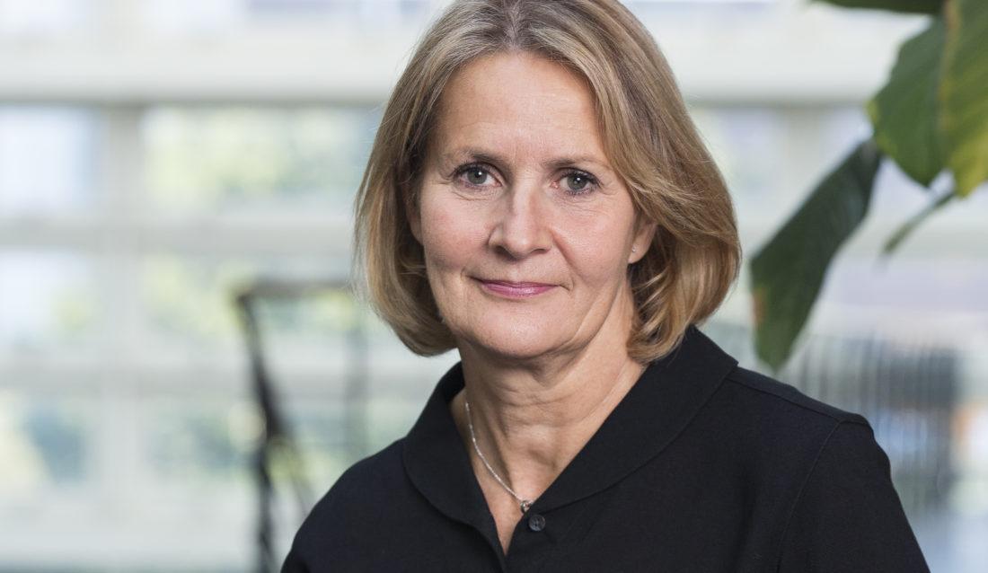 Eva Nygren er nytt styremedlem i Nye Veier AS. (Foto: Thomas Henrikson).