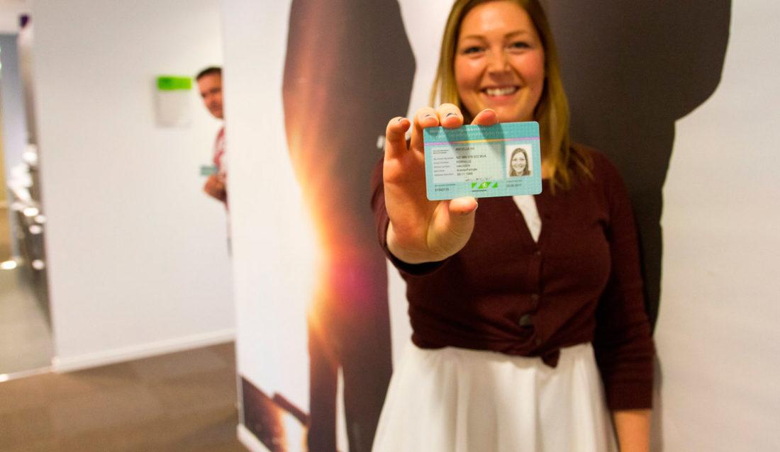 HMS-kort, Pernille Haugen, SmartDok AS