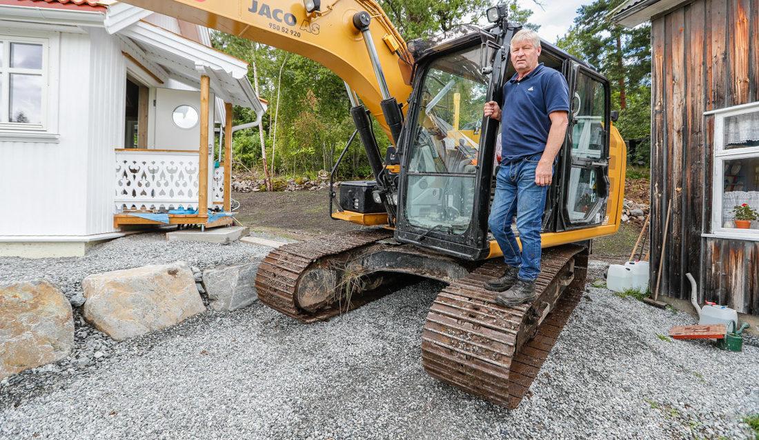 Runar Larsen anleggsgartner landskapsutforming