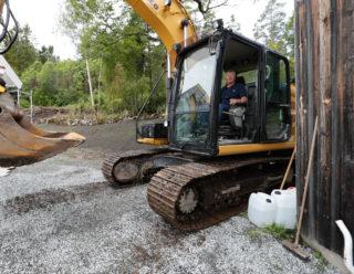 Runar Larsen Jaco AS anleggsgartner landskapsutforming