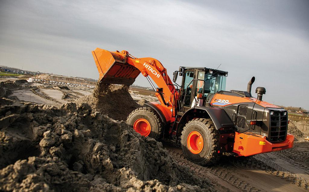 Hitachi ZW 220-6. (Foto: Hitachi Construction Machinery Europe).