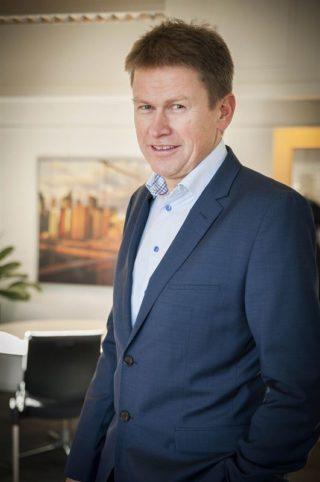 Hans Peter Havdal, General Manager for Semcon Devotek