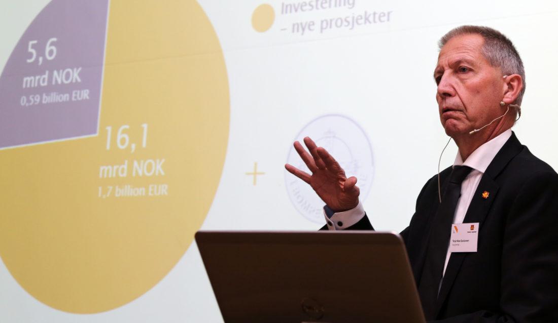 Et nært samarbeid fra en veldig tidlig fase er helt avgjørende for å oppnå god kvalitet og god pris, ifølge veidirektør Terje Moe Gustavsen. (Foto: Runar F. Daler).