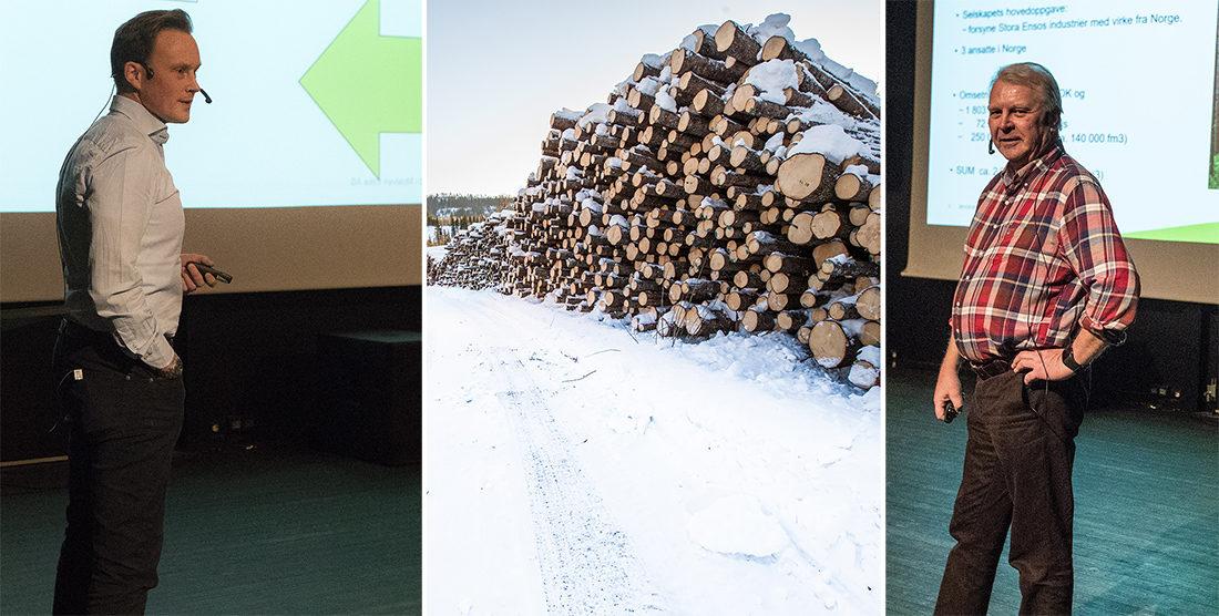 Tømmerlager - Arne Ivar Ødegård - Lars Storslett