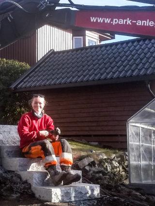 Siv Helen Lerhol (21) deltok på «Østfolds største jobbintervju» i 2016 og endte opp med lærlingplass. (Privat foto).