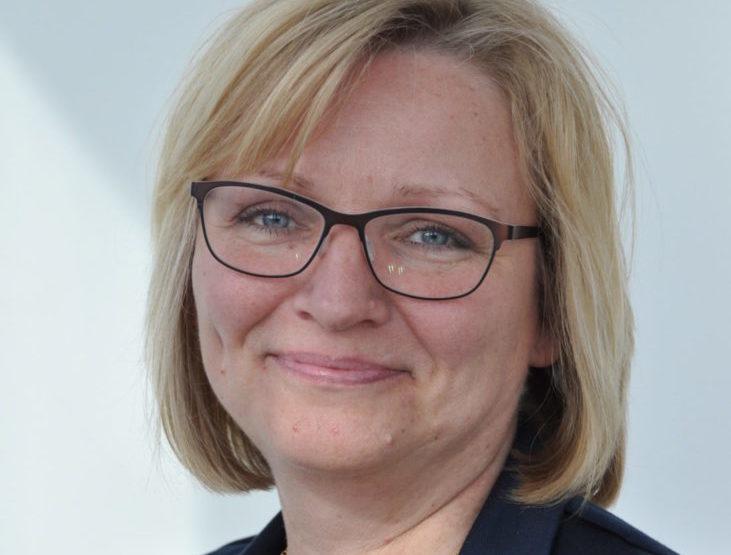Bettina Sandvin, avdelingsdirektør, Statens vegvesen Vegdirektoratet. (Foto: Henriette Erken Busterud).