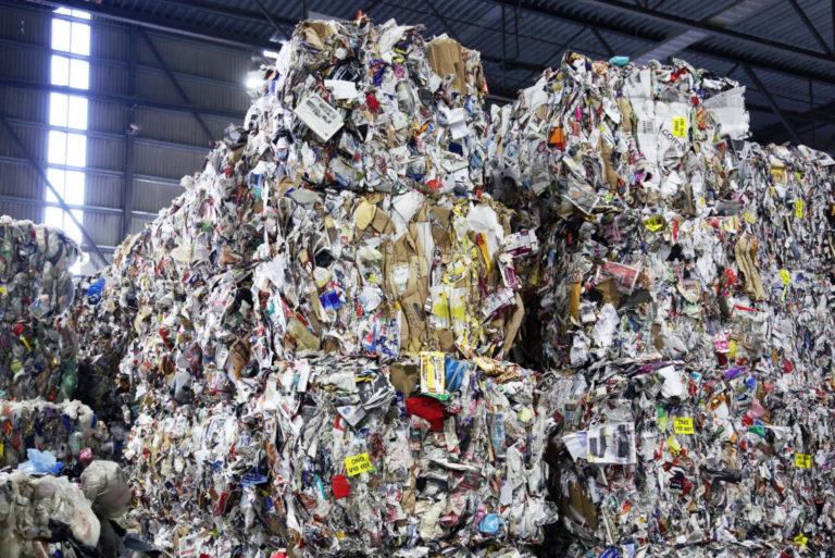 Maskinentreprenørenes Forbund (MEF) ønsker mer konkurranse om avfallet. (Foto: Runar F. Daler).