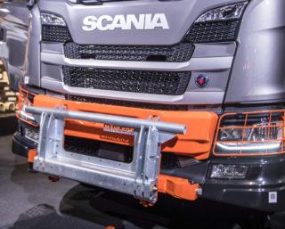 Scania brøytefeste