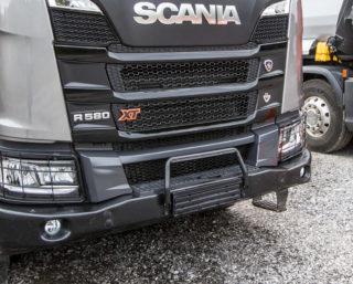 Scania XT støtfanger