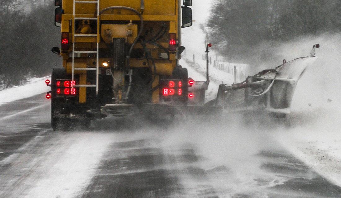 Barveistrategi i Bodø betyr at to tredjedeler av veien skal være helt bar innen to og en halv time etter snøfall.
