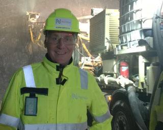 Bjørn Børseth, direktør for kontrakter og anskaffelser i Nye Veier AS