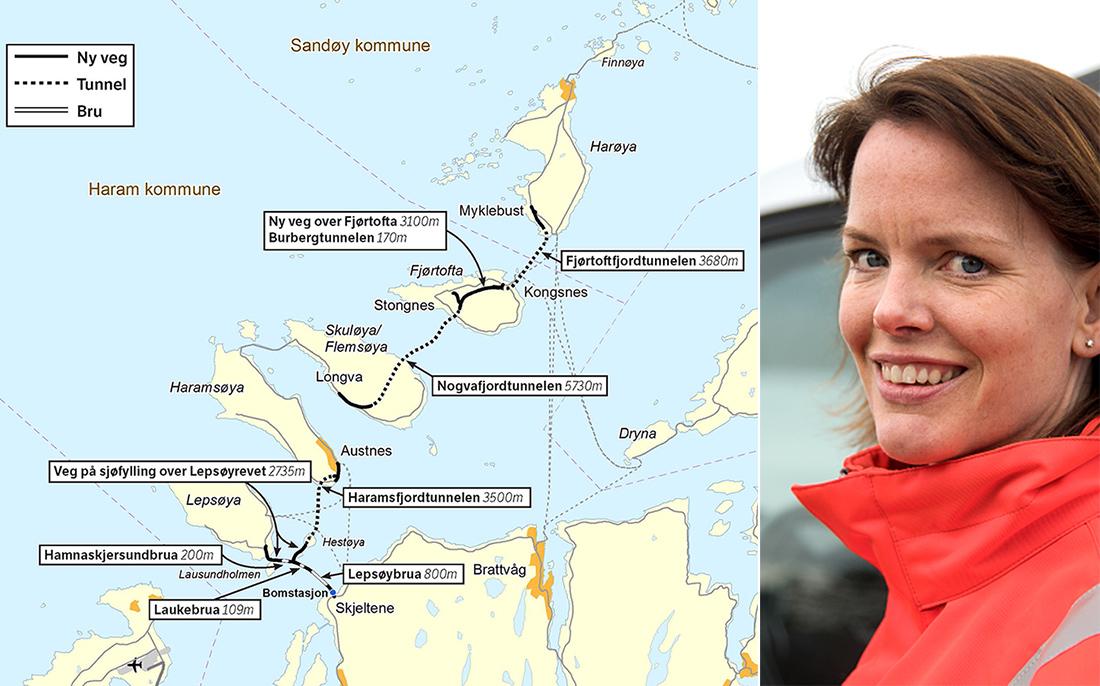 Marianne Nærø - Nordøyvegen