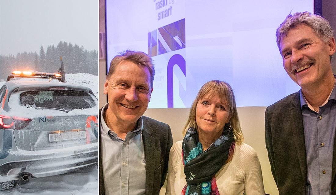Bjørn Børseth, Anette Aanesland, Tor Alf Høye