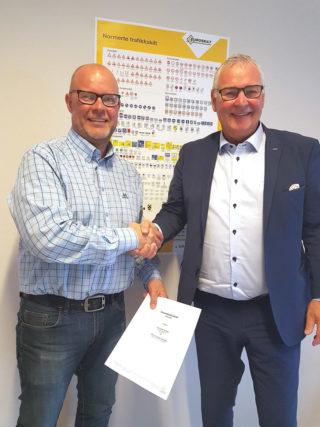 Terje Mork og Geir Inge Sørensen