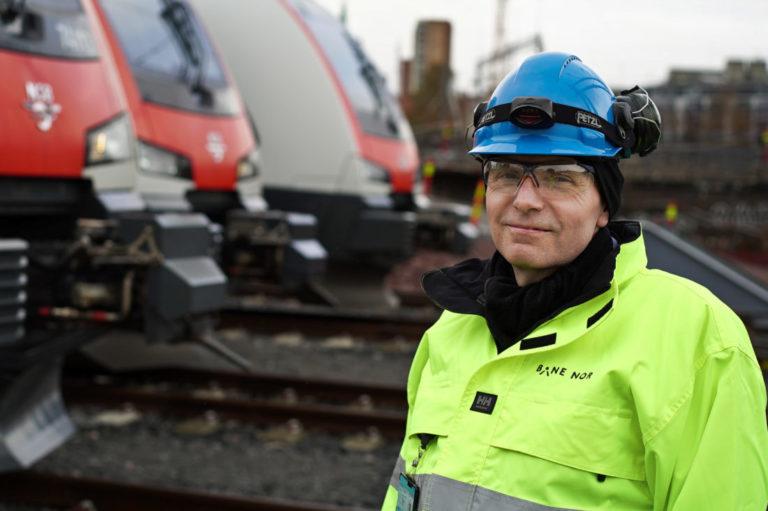 Gorm Frimannslund, konserndirektør i Bane NOR. (Foto: Thor Erik Skarpen/Bane NOR).