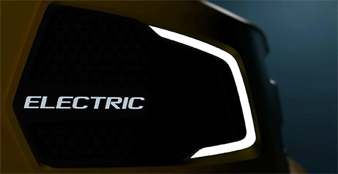 Volvo CE skal lansere en serie fullelektriske kompakte hjullastere og minigravere. De første maskinen stilles utpå Bauma-messen i München i april i år. (Foto: Volvo CE).