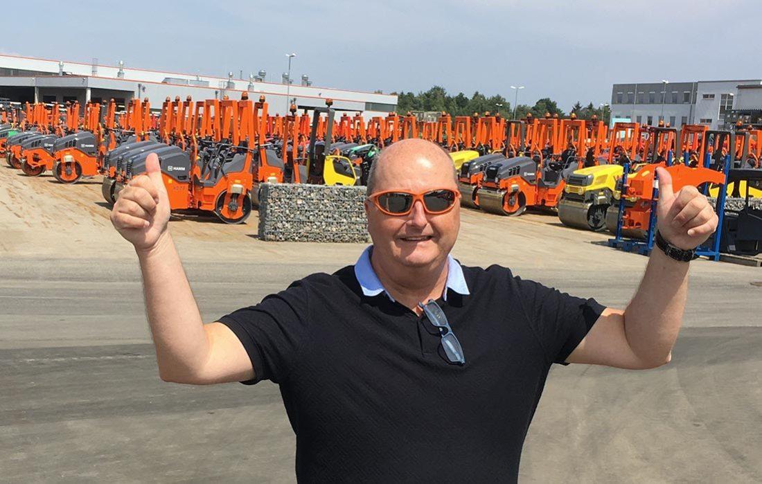 Tom Johansen, administrerende direktør i Nasta AS.