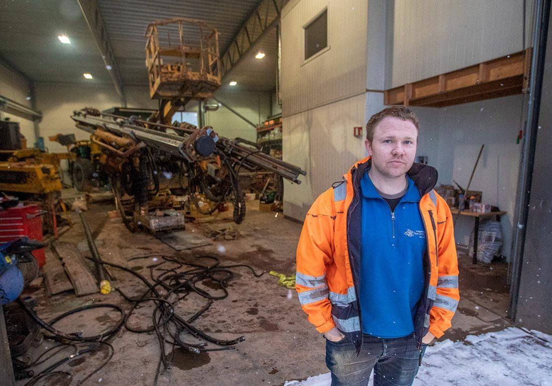 Nils Arne Dvergsdal