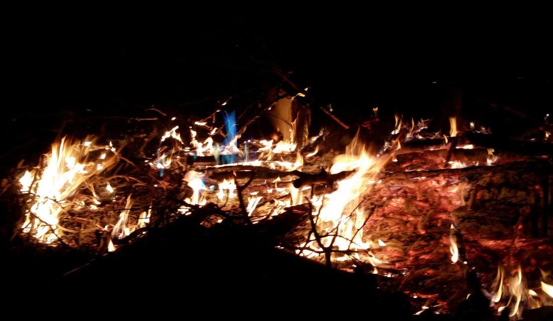 Det brenner altfor ofte i avfallsbransjen, med til dels store økonomiske og personlige konsekvenser for de involverte, ifølge MEF. (Illustrasjonsfoto: Morguefile.com)
