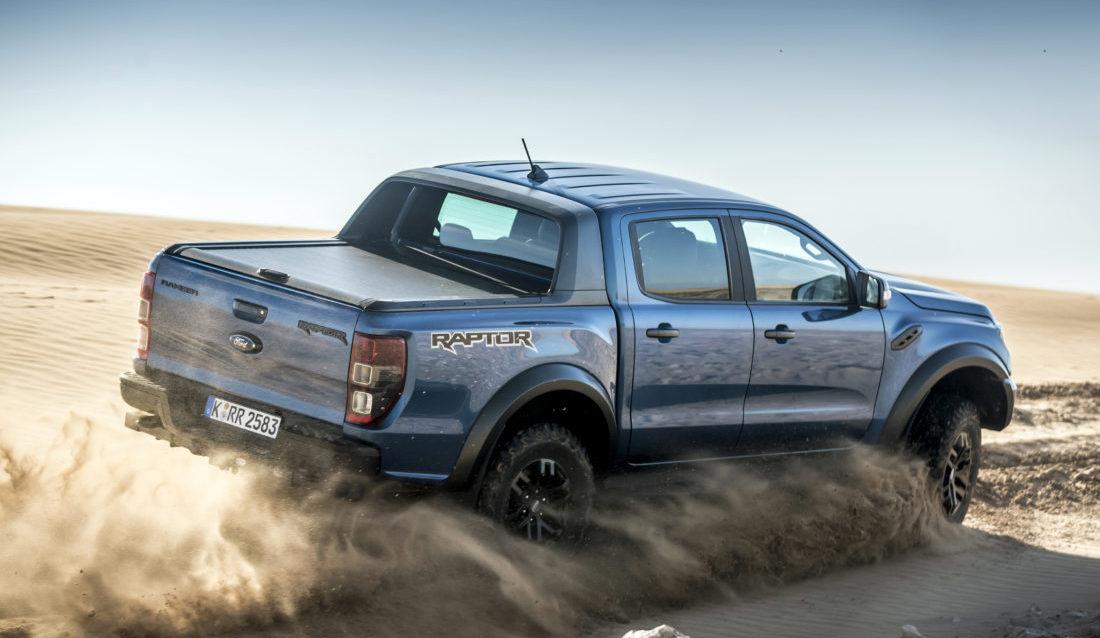 Ford Ranger Raptor 2019. (Foto: Ford).