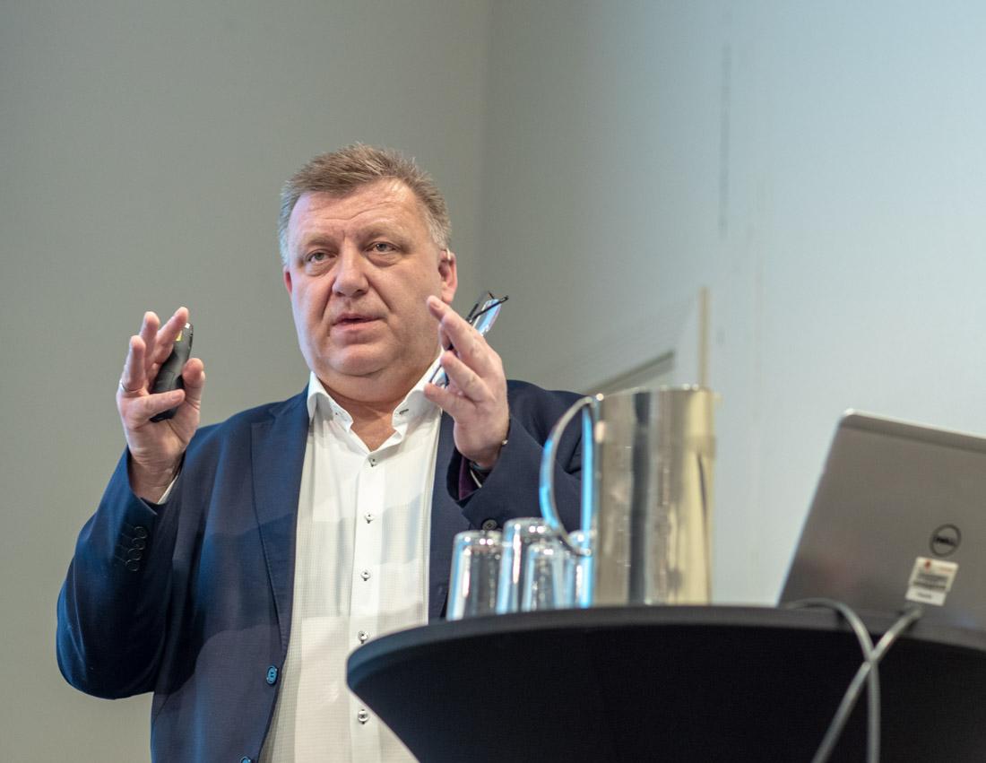 Geir A. Mo, NLF