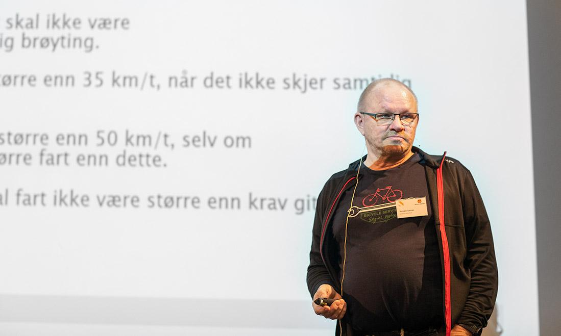 Torstein Isaksen i SVV