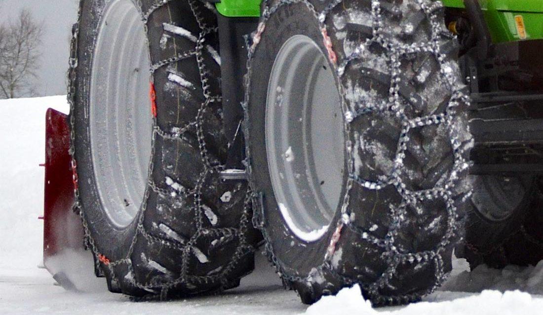 traktorkjetting